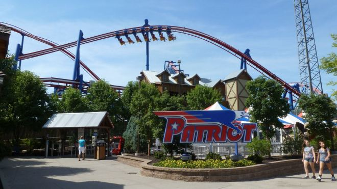 Patriot Worlds of Fun Flex 4