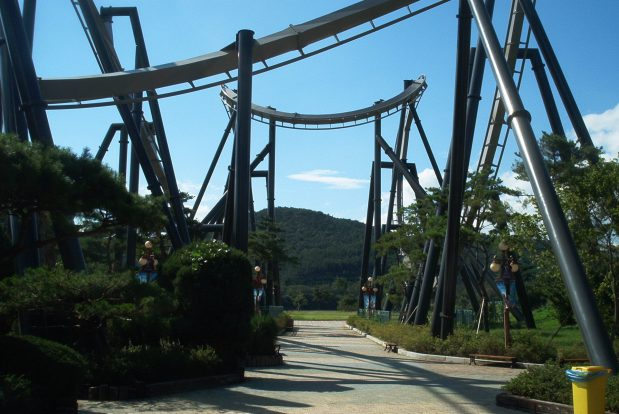 The rebirth of a park: Part 23 of our Inverted Coaster Series