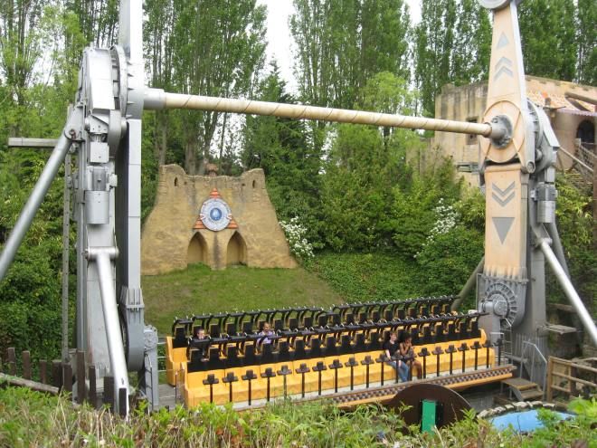 Ramses Revenge Chessington World of Adventure