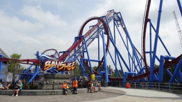 A ghost haunts Kings Island: Part 25 of our Inverted Coaster Series