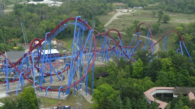 Banshee Kings Island (2)