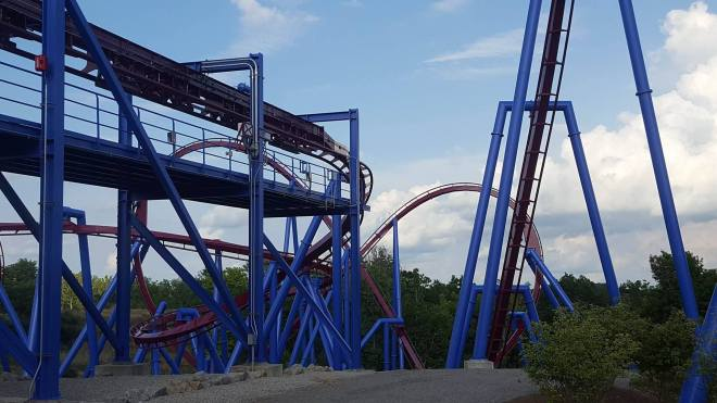 Banshee Kings Island Coaster Chit Chat