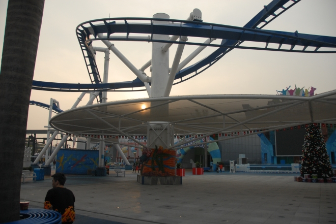 Family Inverted Coaster Shanghai Henry (7)