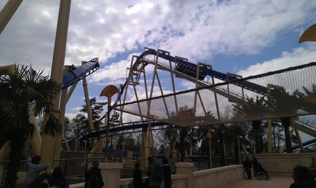 Do you want to fly? Part 24 of our Inverted CoasterSeries