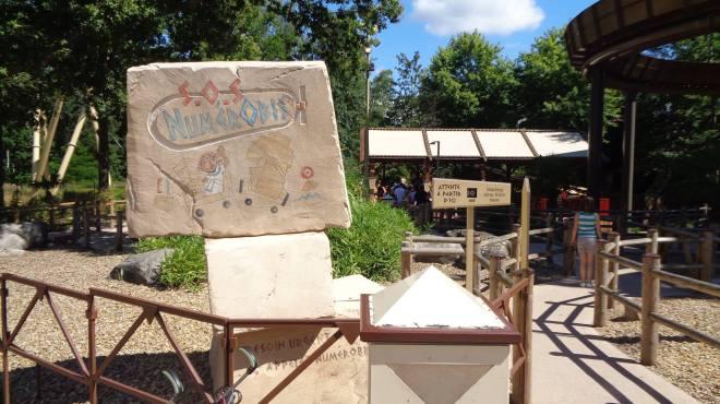 Oz'Iris Parc Asterix Flex 3