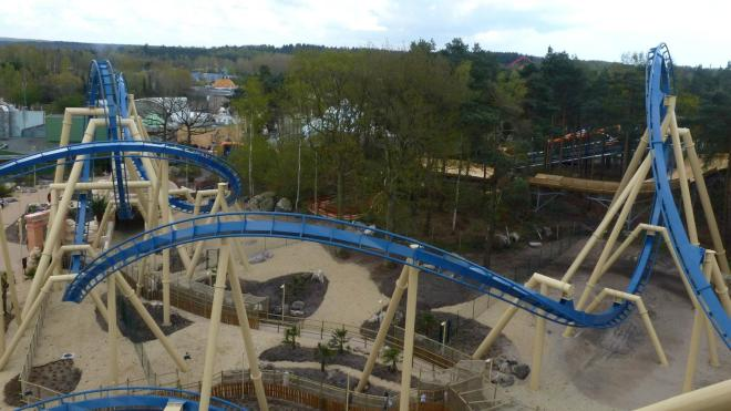 Oz'Iris Parc Asterix Flex 9