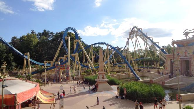 Oz'Iris Parc Asterix Flex