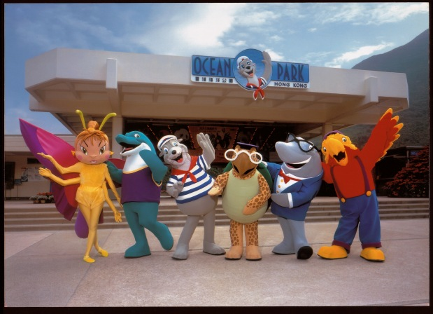 Welcome to Ocean Park: Part 1 of our look at their history