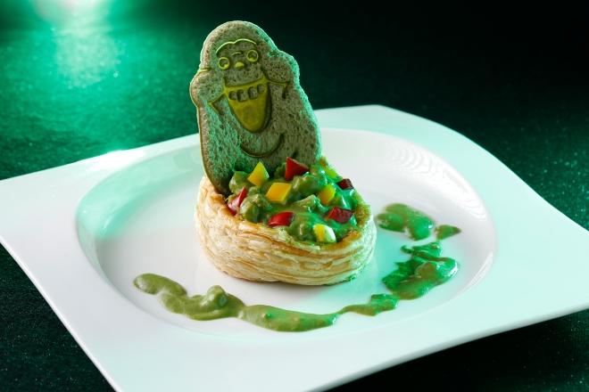 Ghostbusters Set Menu - Slimers Seafood Spinach Puff.jpg
