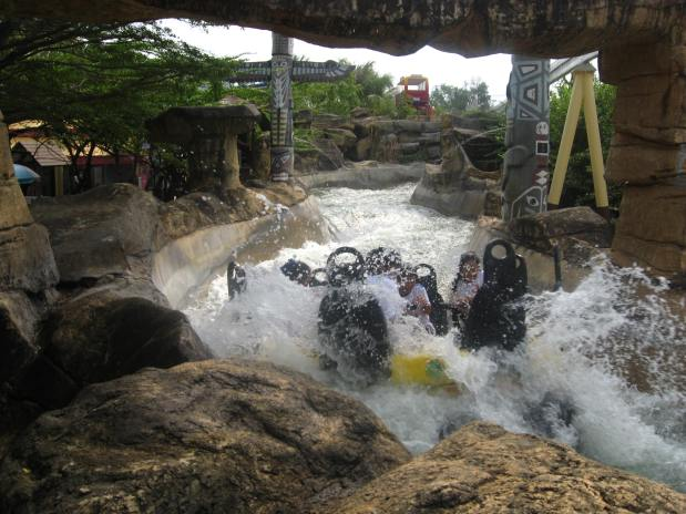 Rattlesnake, Renegade and Blizzard Rivers: Part 8 of our look at River Rapids.