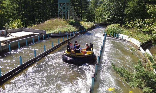A unique compact ride and various rivers around the world: part 4 of our look at River Rapids attractions