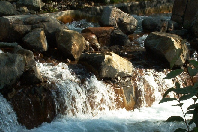 rapids-knotts