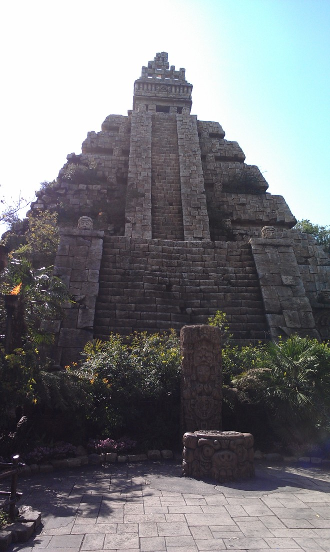 Indiana Jones Adventure Temple of the Crystal Skull (2)