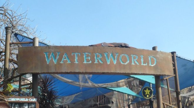 Water World Universal Studios Hollywood Flex