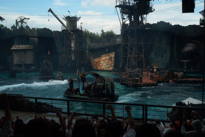 Water World Universal Studios Japan 2007 (4)