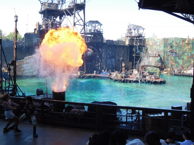 Water world Universal Studios Japan 2016 (24)