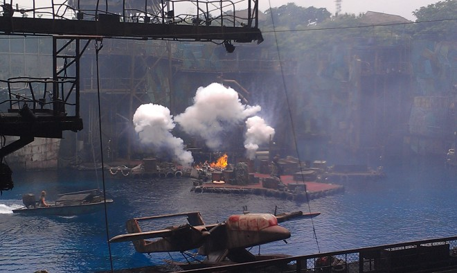 Water World Universal Studios Singapore (6)