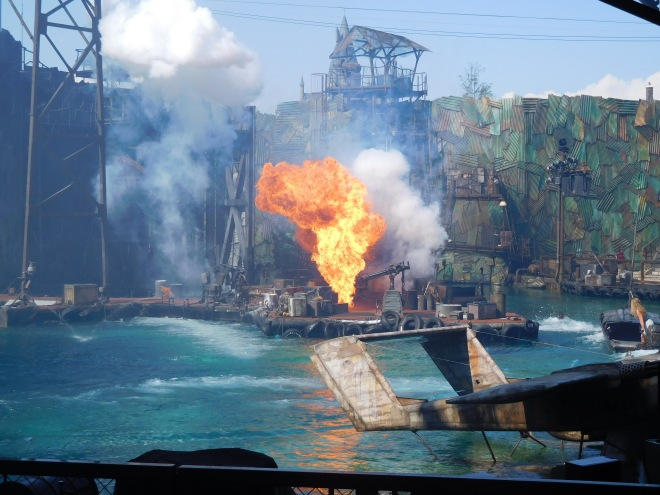 Waterworld Universal Studios Japan 2016 (16)