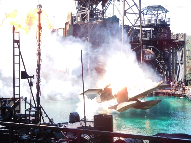 Waterworld Universal Studios Japan 2016 (8)