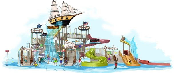 New Attractions at Water Parks: Part 1 of our new Series, featuringProslide