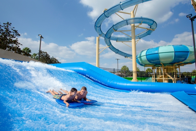 Gaylord Palms_FlowRider