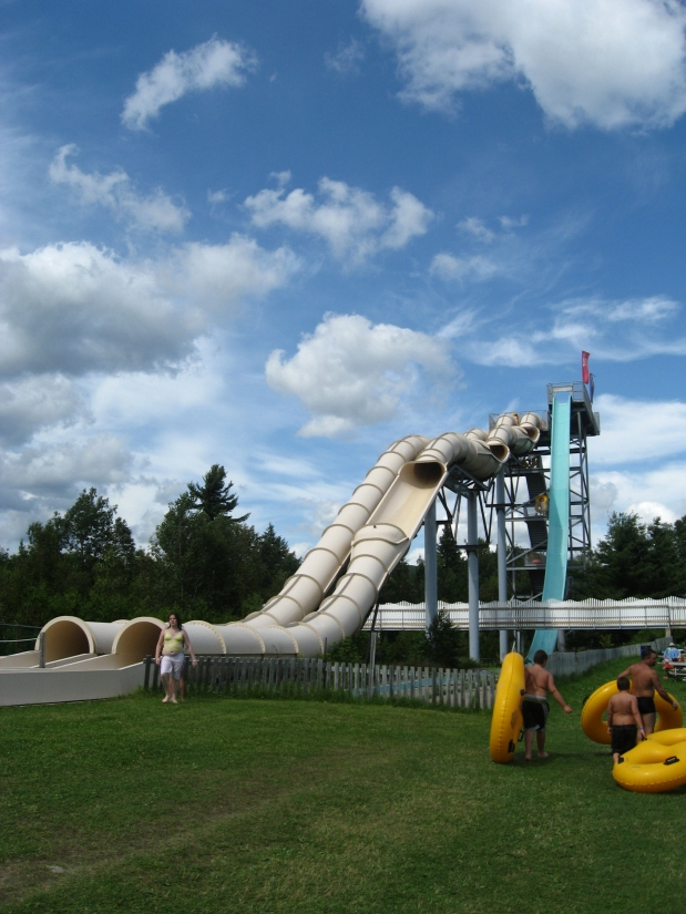 Parc Aquatique du Mont Saint-Sauveur: Part 3 of our Water Park history