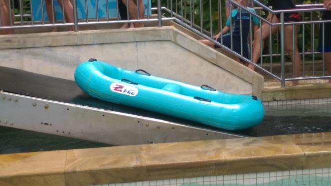 Zpro Hornet Raft
