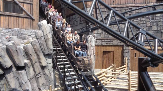 Raik Phantasialand Flex 2