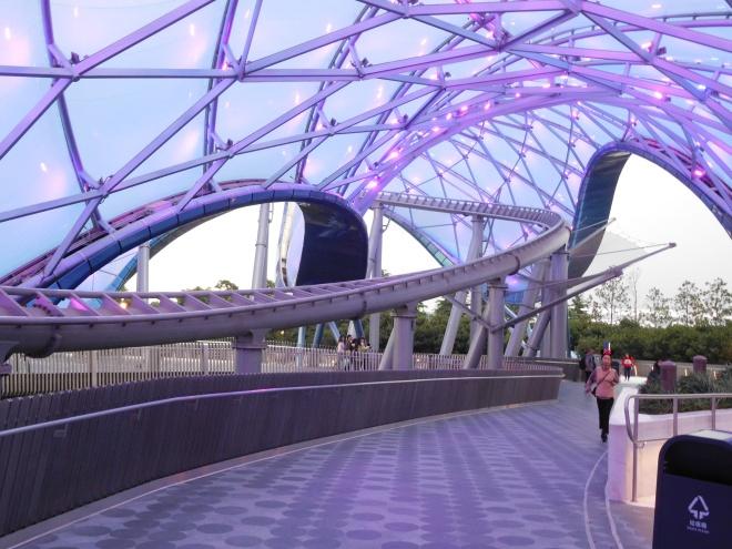 Tron Lightcycles Power Run Shanghai Disneyland (19)
