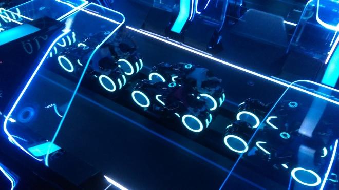 Tron Lightcycles Power Run Shanghai Disneyland (2)
