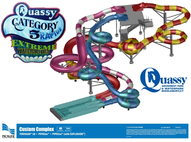 Quassy Names New Project 'Category 5 Rapids'