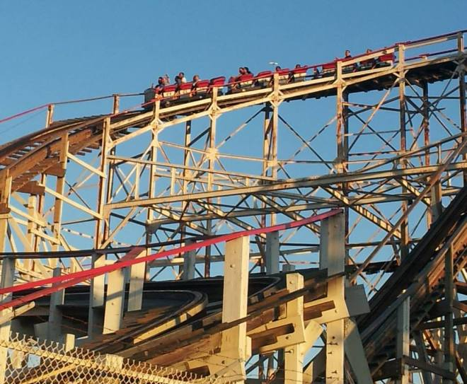 Coney Island Cyclone 2