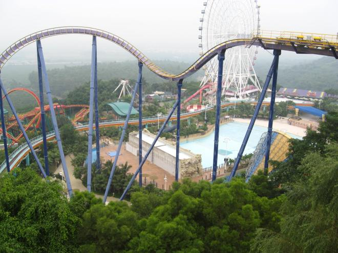 G5 Dive Coaster Janfusun Fancyworld (11)