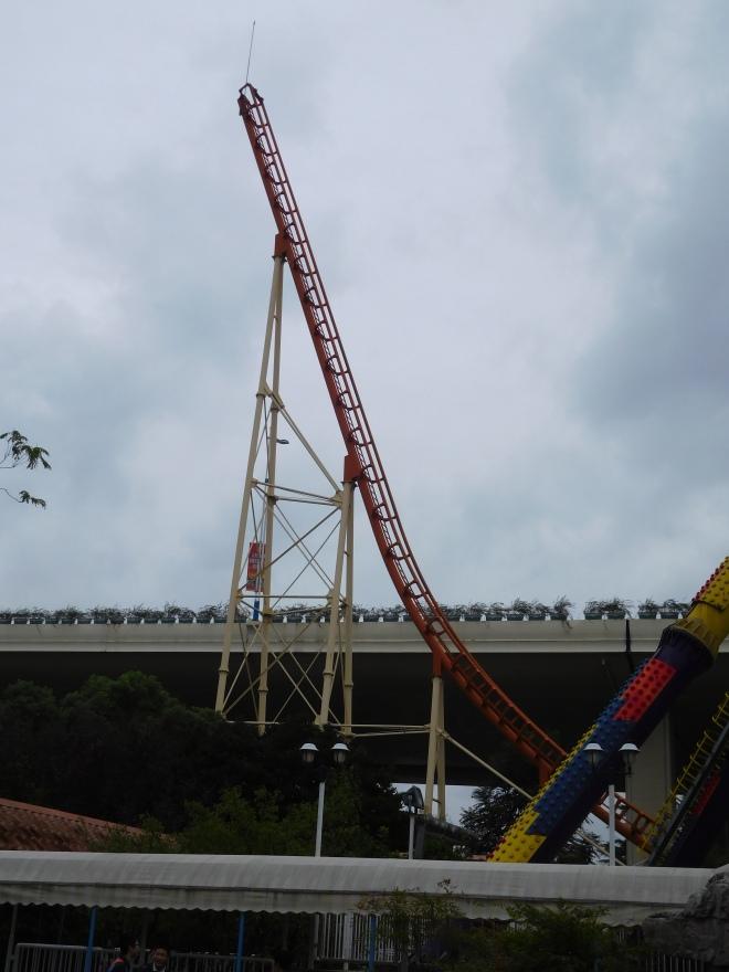 Roller Coaster Jin Jiang Action Park (2)