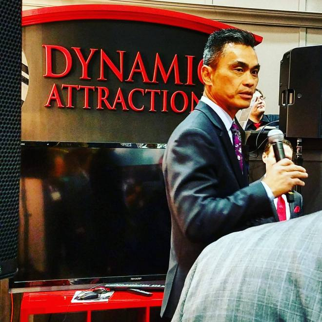 Dynamic Attractions Hao Wang