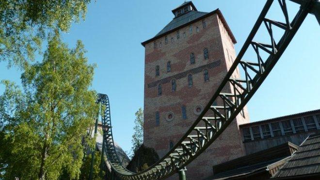 Fluch Von Novgorod Heide Park