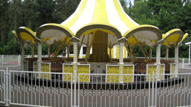 Gerstlauer Dancing Pavilion