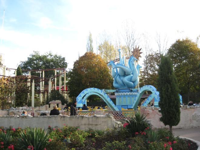 Hydre de Lerne Parc Asterix