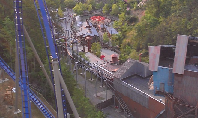 Mystery Mine Dollywood