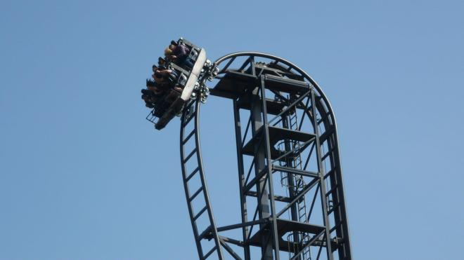 Saw The Ride Thorpe Park 4