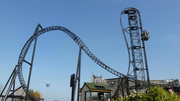 Eurofighters inside mines, castles and warehouses: Part 5 of our look at the Steepest Coasters