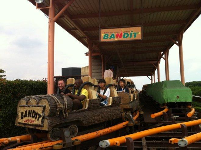 Bandit Station Theme Park Review