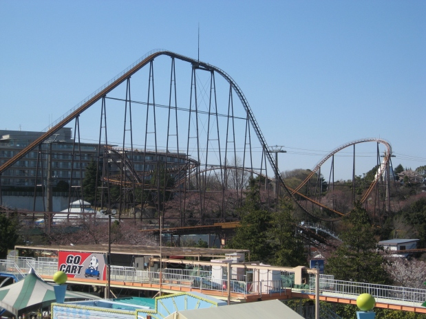 Bandit at Yomiuriland: the history behind the first HyperCoaster