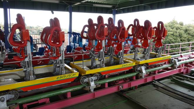 Momonga Standing and Looping Coaster Flex