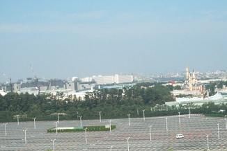 View from Sheraton Grande Tokyo Bay (3)