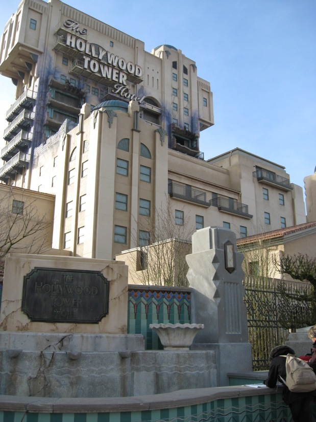 The Hollywood Tower Hotel branches out to Paris and California: Part 5 of our Freefall Series