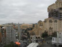 Tower of Terror from the air.
