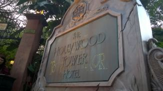 Tower of Terror sign 2