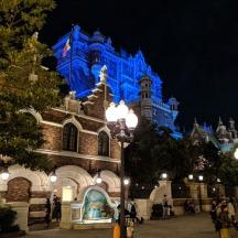 Hightower Hotel at night (1)
