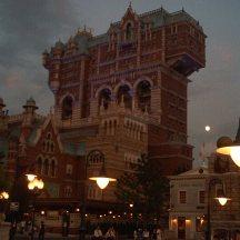 Hightower Hotel at night (2)